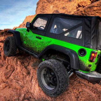 TeraFlex® - Suspension System on Jeep Products