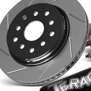 TeraFlex® - Vented Slotted Rotor