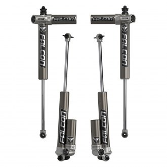 TeraFlex® - Series 3.1 Front and Rear Monotube Shock Absorber Kit