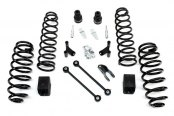 "TeraFlex® - 2.5"" Lift Kit Spring Box with Shock Adapters"