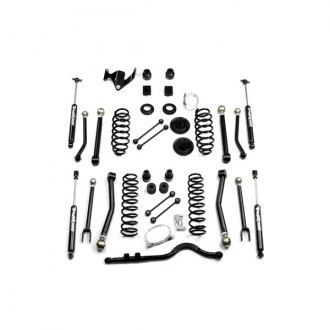 TeraFlex® - 4 Lift Kit with FlexArms with Front Track Bar, with Shocks