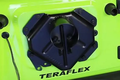 4838130 - TeraFlex® Heavy Duty Adjustable Spare Tire Mounting Kit Video