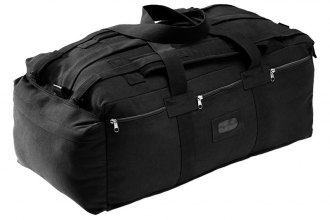 Texsport® - Canvas Tactical Bag - Black