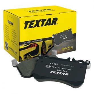 Textar® - OE Formulated Semi-Metallic Rear Disk Brake Pads