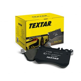 Textar® - OE Formulated Semi-Metallic Disc Brake Pads