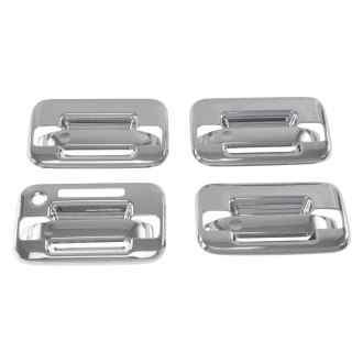 TFP® - Chrome Plastic Door Handle Covers