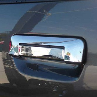TFP® - ABS Chrome Tailgate Handle Cover