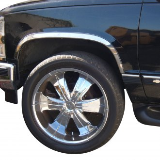 TFP® - Polished Fender Trim