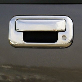 TFP® 408H - Stainless Steel Chrome Tailgate Handle Cover