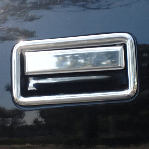 TFP® - Polished Tailgate Handle Cover