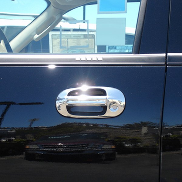 Tfp Lincoln Navigator 2003 2017 Stainless Steel Door Handle Covers
