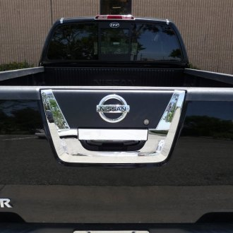 TFP® - Valutrim ABS Chrome Tailgate Handle Cover