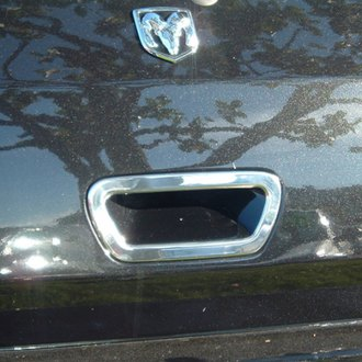 TFP® - Stainless Steel Chrome Tailgate Handle Cover