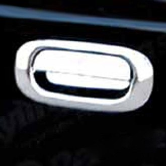 TFP® - Stainless Steel Tailgate Handle Cover