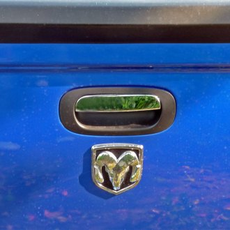 TFP® - Stainless Steel Chrome Tailgate Handle