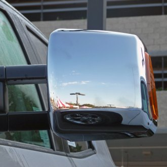 TFP® - Chrome Towing Mirror Covers