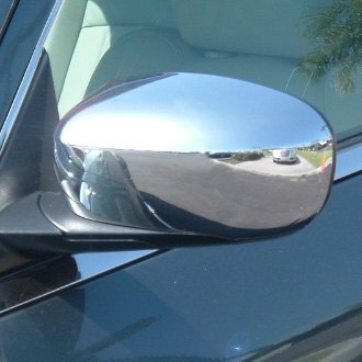 TFP® - OEM Style Chrome Mirror Covers