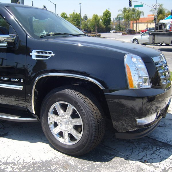 Cadillac Escalade 2007-2013 Valutrim Fender Trim