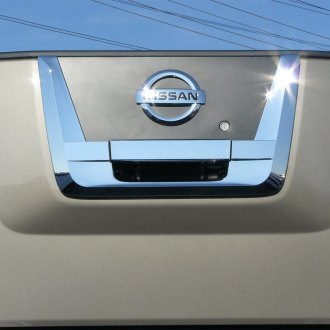 TFP® - Valutrim Chrome Rear Hatch Trim