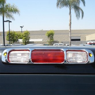 TFP® - Chrome 3rd Brake Light Cover