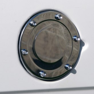 TFP® - Chrome Stainless Steel Gas Cap Cover