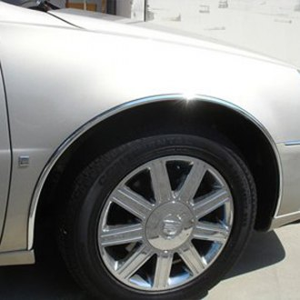 TFP® - Chrome Fender Trim