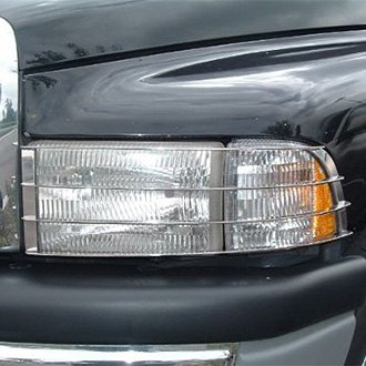 TFP® - Chrome Headlight Cover