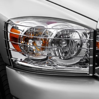 TFP® - Stainless Steel Chrome Head Light Insert Accent