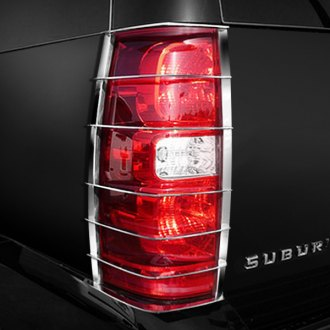 TFP® - Stainless Steel Tail Light Bezels