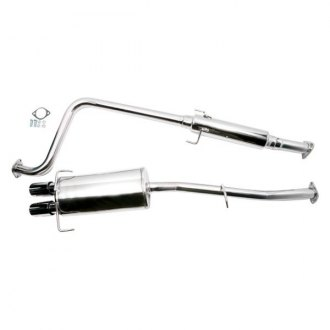 Thermal R&D® - Classic™ Stainless Steel Cat-Back Exhaust System