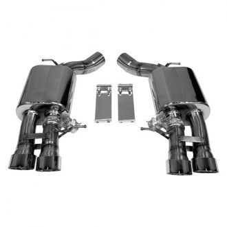Thermal R&D® - Stainless Steel Axle-Back Exhaust System with Quad Rear Exit