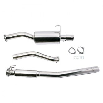 Thermal Research and Development® - Stainless Steel Turbo Cat-Back Exhaust System
