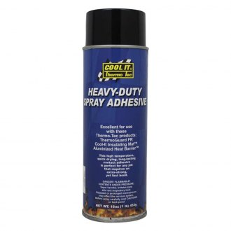 Thermo-Tec® - 16 oz. Heavy Duty Spray Adhesive