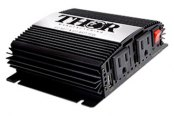 Thor® - DC-AC 400W Power Inverter with Lighter Plug and Clamps