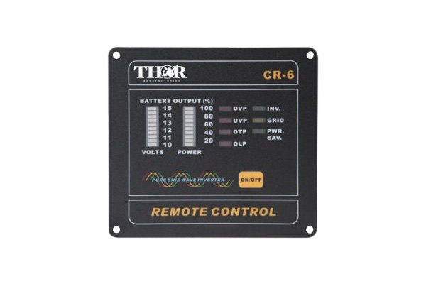 Thor® - Inverter Remote Switch (For THPS-1000-12, THPS-2000-12, THPS-3000-12)