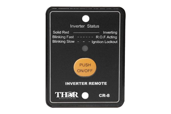 Thor® - Inverter Remote Switch (For THOR THPS-1000-12, THPS-2000-12, THPS-3000-12)