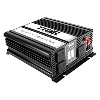 Thor® - DC-AC 1500W Professional Grade Inverter Kit with 10' of 1/0 Cable