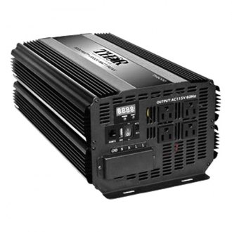 Thor® - DC-AC 5000W Professional Grade Inverter Kit with 10' of 3/0 Cable