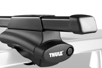 "Thule® - Complete Crossroads Railing Rack (50"" Load Bars + Feet)"