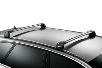 Thule® - AeroBlade™ Edge Raised Rail Rack