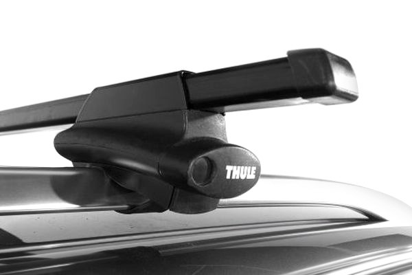 Thule® - Complete Crossroads Railing Rack (Load Bars + Feet)