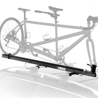 Thule® - Tandem Carrier Pivoting Roof Mount Bike Rack