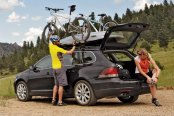 Thule® - Sidearm Roof Bike Rack