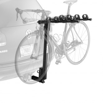 "Thule® - Parkway Hitch Mount Bike Rack (4 Bike Fits 1-1/4"" Receivers)"