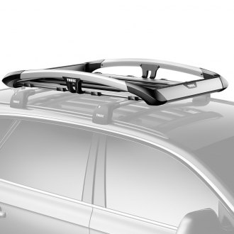Thule® - Large Trail Roof Cargo Basket