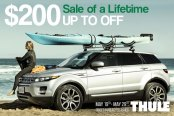 Thule Special Offers