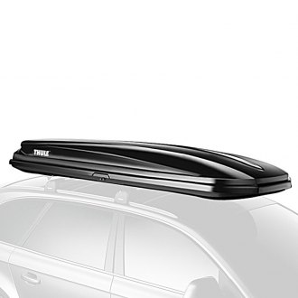 "Thule® - Pulse Alpine Cargo Box (88.5"" L x 25.5"" W x 12.5"" H, 11 cu. ft.)"
