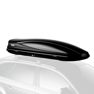 "Thule® - Force M Cargo Box (65"" L x 34.5"" W x 16"" H, 13 cu. ft.)"