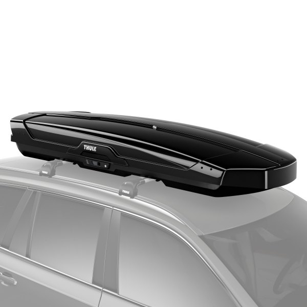 Thule 629506 Motion Xt Black Glossy Alpine Roof Cargo Box
