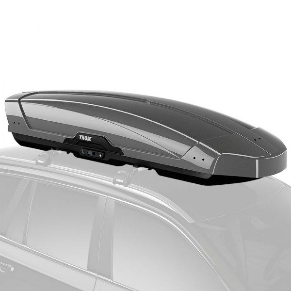 Thule Acura MDX Motion XT Roof Cargo Box - Acura mdx roof cargo box